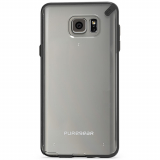 Samsung Galaxy Note 5 PureGear Slim Shell Case - Clear/Black
