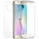 Samsung Galaxy S6 Edge Beyond Cell TriMax Series Case - Clear