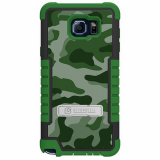 Samsung Galaxy Note 5 Beyond Cell Tri Shield Case - Green Camouflage