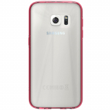 Samsung Galaxy S7 Skech Crystal Series Case - Clear/Pink