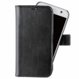 Samsung Galaxy S7 Skech Polo Book Series Case - Black