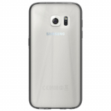 Samsung Galaxy S7 Edge Skech Crystal Series Case - Clear/Smoke