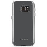Samsung Galaxy S7 PureGear Slim Shell Series Case - Clear/Clear