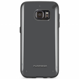 Samsung Galaxy S7 PureGear Slim Shell Series Case - Clear/Black