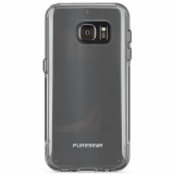 Samsung Galaxy S7 PureGear Slim Shell Pro Series Case - Clear/Clear