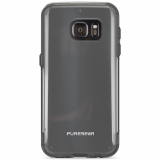 Samsung Galaxy S7 PureGear Slim Shell Pro Series Case - Clear/Light Gray