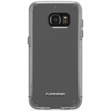 Samsung Galaxy S7 Edge PureGear Slim Shell Pro Series Case - Clear/Clear