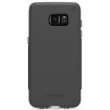 Samsung Galaxy S7 Edge PureGear DualTek Pro Series Case - Black/Clear