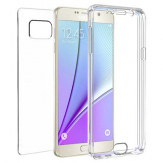 Samsung Galaxy Note 5 Beyond Cell TriMax Series Case - Clear