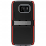 Samsung Galaxy S7 Trident Kraken AMS Series Case - Black/Red/Grey