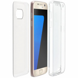 Samsung Galaxy S7 Edge Beyond Cell TriMax Series Case - Clear