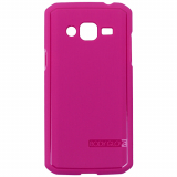 Samsung Galaxy J3 Body Glove Satin Case - Raspberry