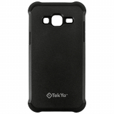 Samsung Galaxy J3 TekYa Rigel Series Case - Black/Black