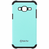 Samsung Galaxy J3 TekYa Rigel Series Case - Mint/Black