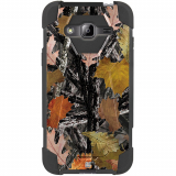 Samsung Galaxy J3 Beyond Cell Shell Case Hyber 2 Series Case - Hunter Camo