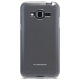 Samsung Galaxy J3 PureGear Slim Shell Case - Clear/Clear