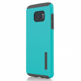 Samsung Galaxy S7 Edge Incipio DualPro Series Case - Teal/Gray