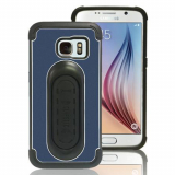 Samsung Galaxy S7 Scooch Clipstic Pro Series Case - Steel Blue