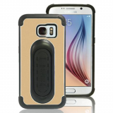 Samsung Galaxy S7 Scooch Clipstic Pro Series Case - Gold