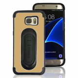 Samsung Galaxy S7 Edge Scooch Clipstic Pro Series Case - Gold