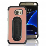 Samsung Galaxy S7 Edge Scooch Clipstic Pro Series Case - Rose Gold