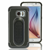 Samsung Galaxy S7 Scooch Clipstic Pro Series Case - Black