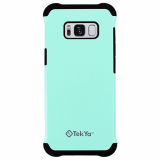 Samsung Galaxy S8 TekYa Rigel Series Case - Mint/Black