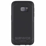 Samsung Galaxy S7 Griffin Survivor Journey Series  Case - Black/Dark Gray
