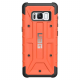Samsung Galaxy S8 Urban Armor Gear Pathfinder Case (UAG) - Rust Orange