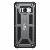 **NEW**Samsung Galaxy S8 Urban Armor Gear Monarch Case (UAG) - Graphite/Black