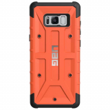 Samsung Galaxy S8+ Urban Armor Gear Pathfinder Case (UAG) - Rust Orange