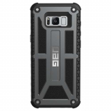 **NEW**Samsung Galaxy S8+ Urban Armor Gear Monarch Case (UAG) - Graphite/Black