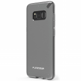 Samsung Galaxy S8 PureGear Slim Shell Case - Clear/Clear