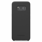 Samsung Galaxy S8 PureGear SoftTek Case - Black