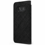 Samsung Galaxy S8+ PureGear Gen 2 Express Folio Case - Black/Grey
