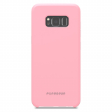 Samsung Galaxy S8+ PureGear SoftTek Case - Soft Pink