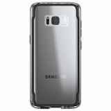 Samsung Galaxy S8 Griffin Survivor Clear Series Case - Black/Smoke/Clear