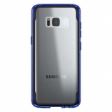 Samsung Galaxy S8 Griffin Survivor Clear Series Case - Blue/Black/Clear