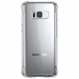 Samsung Galaxy S8+ Griffin Survivor Clear Series Case - Clear/Clear