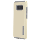 Samsung Galaxy S8 Incipio DualPro Series Case - Champagne/Gray