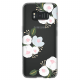 Samsung Galaxy S8 Incipio Design Glam Series Case - Cool Blossom
