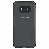 Samsung Galaxy S8 Incipio Reprieve [SPORT] Series Case - Clear/Black