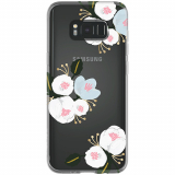 Samsung Galaxy S8+ Incipio Design Glam Series Case - Cool Blossom