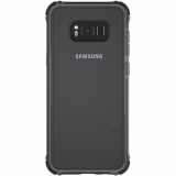 Samsung Galaxy S8+ Incipio Reprieve [SPORT] Series Case - Clear/Black