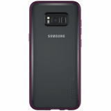 Samsung Galaxy S8+ Incipio Octane Pure Series Case - Clear/Plum