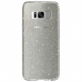 Samsung Galaxy S8+ Skech Matrix Series Case - Snow Sparkle