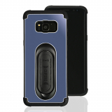 Samsung Galaxy S8 Scooch Clipstic Pro Series Case - Steel Blue