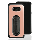 Samsung Galaxy S8+ Scooch Clipstic Pro Series Case - Rose Gold