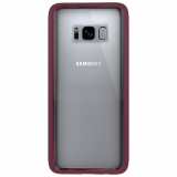 Samsung Galaxy S8 Trident Expert Series Case - Red Plum