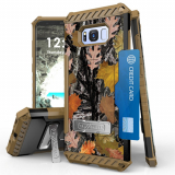 Samsung Galaxy S8 Beyond Cell Tri Shield Case - Hunter Camo